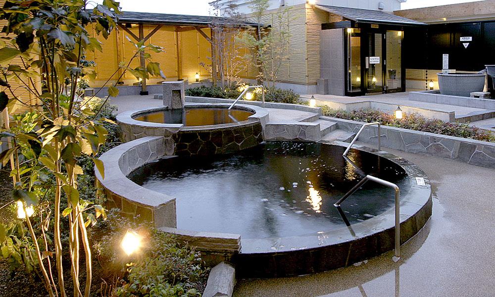 天然温泉 港北の湯 「源泉の湯」