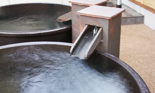 天然温泉 港北の湯 「つぼ湯」