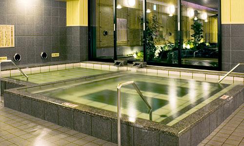 港北の湯 不思議の湯 - 不感温度風呂 -